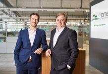 Adrian Obrist von digitalSTROM und Bert de Haes von ONE Smart Control