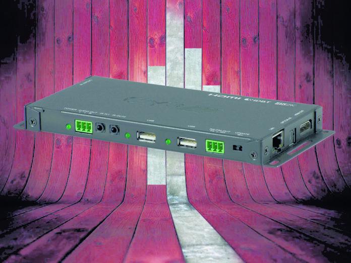 HDBaseT-Transceiver von CYP bei Ceconet