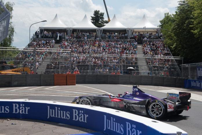 2019 kommt der E-Prix nach Bern