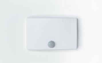 Der neue ROOMZ Sensor