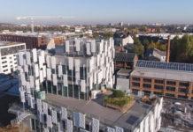 Der Hauptsitz von Galaxus Deutschland in Hamburg