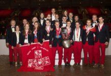 Das Schweizer EuroSkills-Team
