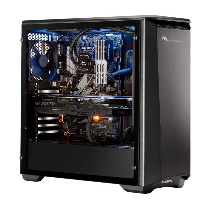 Computer der Serie eSports RTX2080 von Joule Performance