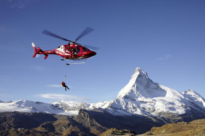 Air Zermatt Symbolbild