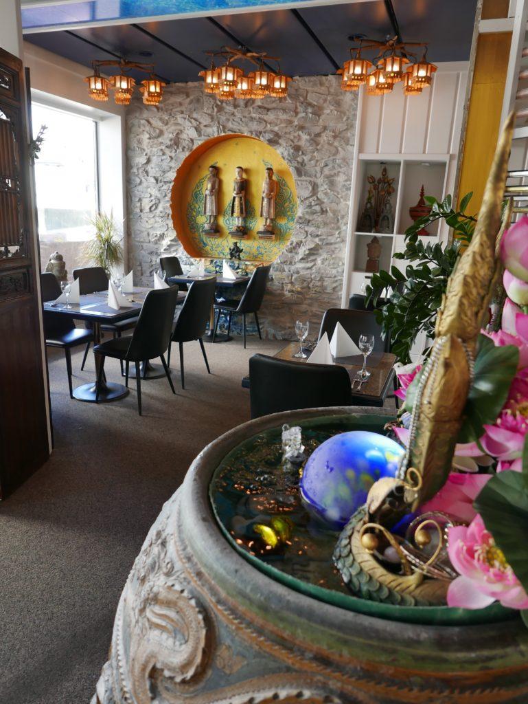 Thai Kitchen Interieur