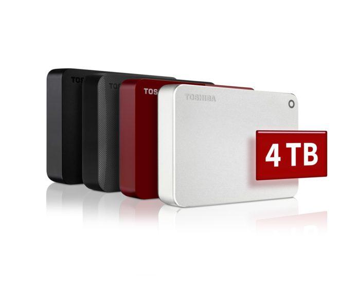 Die neuen Festplatten von Toshiba