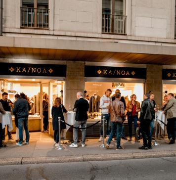 Neu in ZH: KA/NOA-Boutique