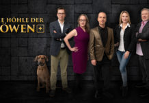 Roland Brack und Jury-Kollegen