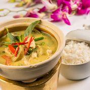 TomKhaGai Kokos-Suppe