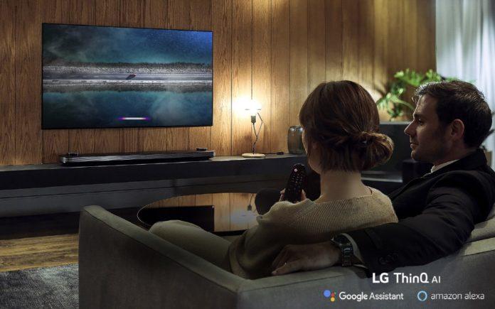 LG TV ThinQ