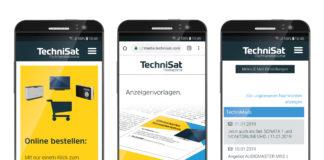 Die TechniSat App für den Fachhandel