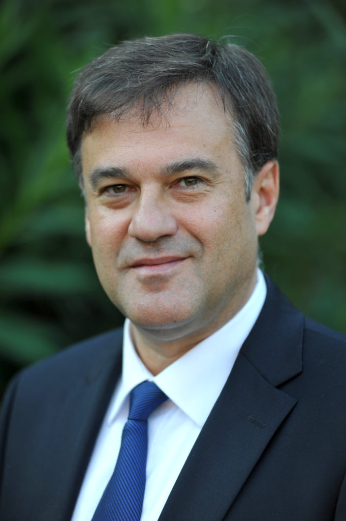 Georg Blunschi, NEC