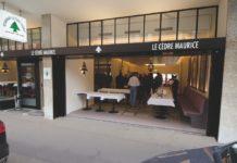 Eingangsbereich LeCèdreMaurice