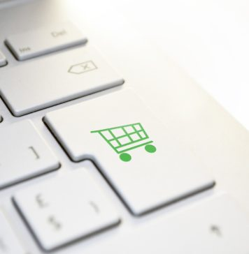 Onlineshopping Symbolbild
