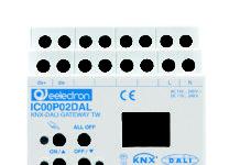 Dali/KNX Gateway von Eelectron