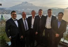 euronics-Verwaltungsrat mit Marco Schläpfer