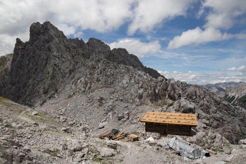 Gierwalli Hütte