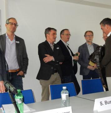 Aktueller VSRT-Vorstand