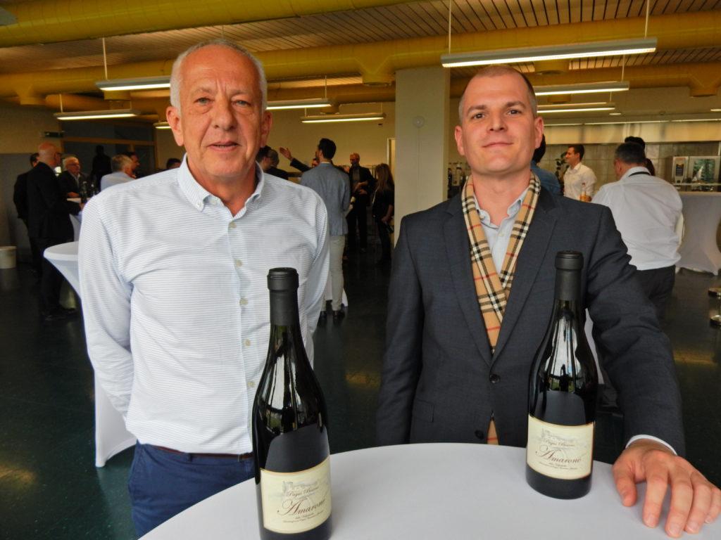 Peter Wieland & Marco Bandinelli
