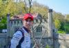 Sebstian Buemi vor dem Bärengraben in Bern