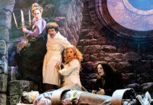 Young Frankenstein auf Schragen