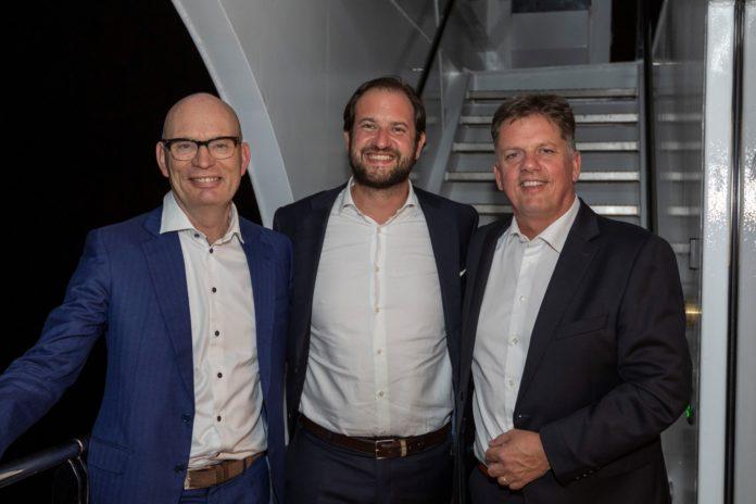 3 Personen des Managements von Twerenbold.