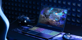 Neues Gaming-Notebook Predator Helios 300 (Source: Acer)