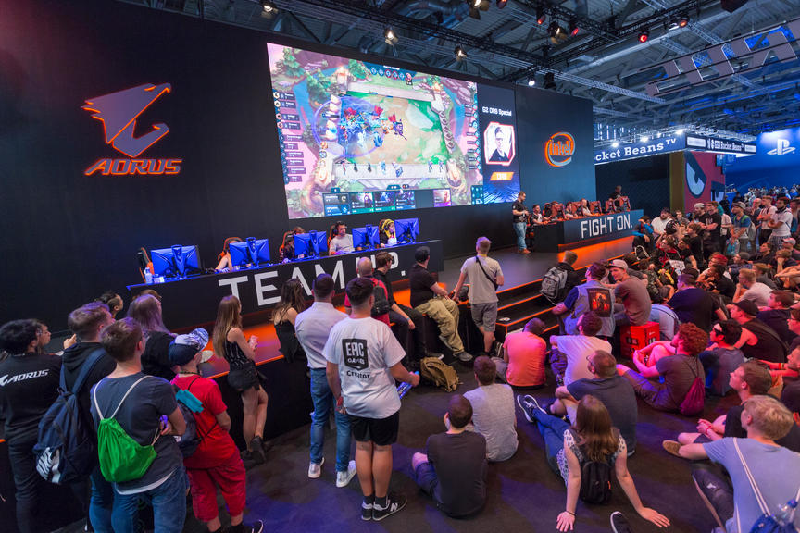 Gamescom 2020 Ort