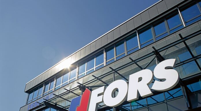 Gebäude der Firma FORS