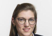 Nationalrätin Franziska Ryser (Grüne) aus St. Gallen