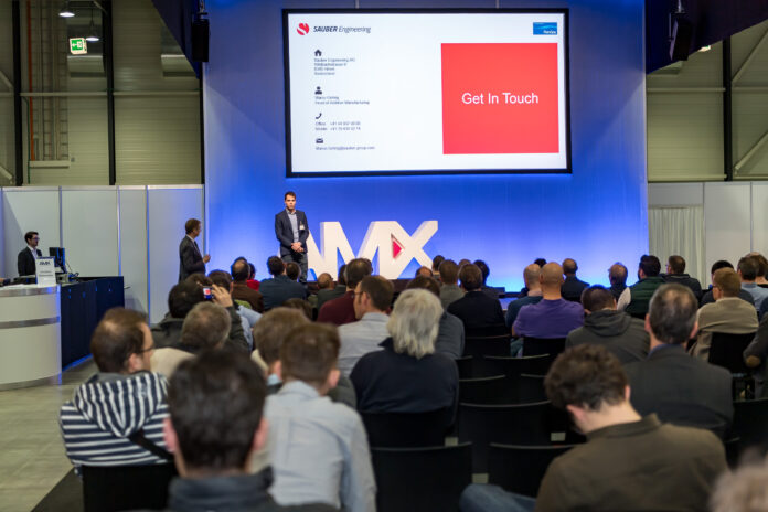 Die AM Expo und die Swiss Medtech Expo finden im September statt (Quelle: «Messe Luzern AG».):