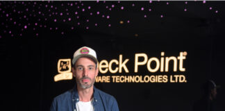 Oded Vanunu, Head of Products Vulnerabilities Research bei Check Point Software Technologies (Quelle: Check Point).