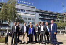Die EUREL General Assembly tagte 2021 im Technopark Zürich und empfing die drei Finalisten-Teams nach ausgetragenem Endspiel online zur Ehrung der Podestplätze (Quelle: Electrosuisse).